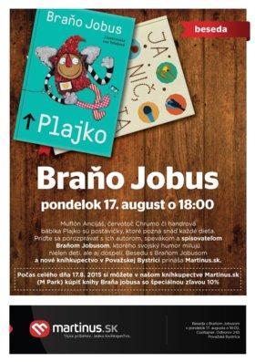 b2eaafff0 Braňo Jobus s Plajkom v Považskej Bystrici a Bratislave, Aktuality ...