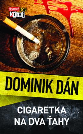 Najúspešnejší  autor detektívok nie je Severan, ale Dán. Dominik Dán.