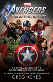 Marvels Avengers: The Extinction Key