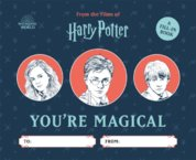 Harry Potter: Youre Magical: A Fill-in Book