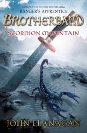 Scorpion Mountain Brotherband Book 5