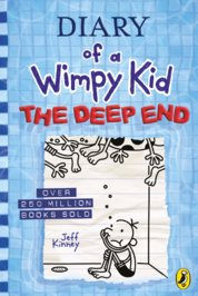 Diary of a Wimpy Kid book 15 : The Deep End