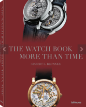 Gisbert L. Brunner, The Watch Book – More than Time