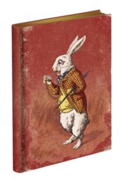 "Alice in Wonderland Journal: ""Too Late"", said the Rabbit"