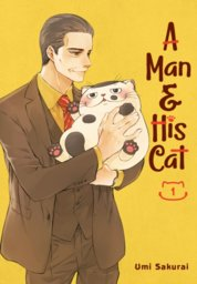 Man And His Cat 01