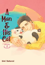 Man And His Cat 02