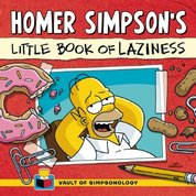 Homer SimpsonS Little Book Of Laziness