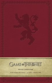 GOT Ruled Journal: House of Lannister