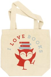 Tote Bag I Love Books
