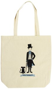 Tote Bag Mr Darcy