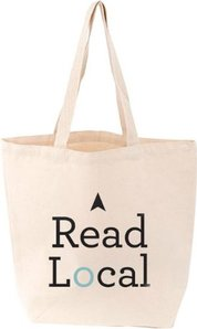 Read Local Tote bag