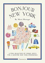 Bonjour New York:The Bonjour City Map Guides