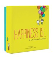 Happiness Is... 20 Notecards to Spread the Joy