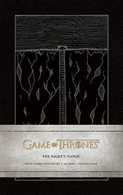 Game of Thrones  Nights Watch Journal