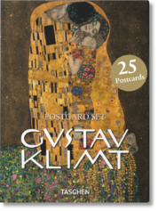 Klimt, Postcard Set