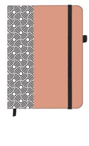 Circles SoftTouch Notebook Office 16x22