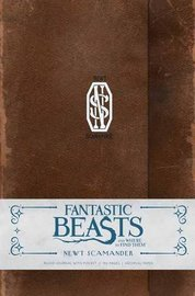 Fantastic Beasts And Where To Find Them: Newt Scamander Journal