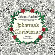 Johannas Christmas: A Festive Coloring Book for Adults