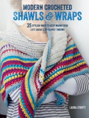 Modern Crocheted Shawls and Wraps