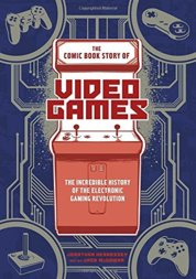 Comic Book Story Of Video Games