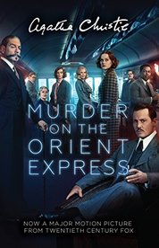 The Murder On The Orient Express Film Tie-In Edition