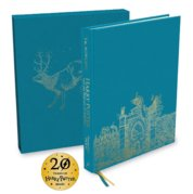 Harry Potter and the Prisoner of Azkaban : Deluxe Illustrated Slipcase Edition