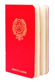 Parisian Chic Passport red