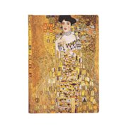 Klimt Portrait Midi Unlined