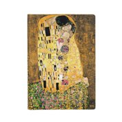 Klimt Kiss Midi Lined