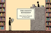 The Snooty Bookshop : Fifty Literary Postcards