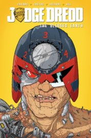 Judge Dredd The Blessed Earth  2