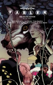 Fables The Deluxe  Book Two