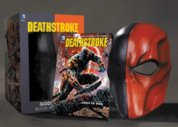 Deathstroke  1 Book and Mask Set
