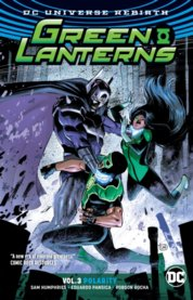 Green Lanterns  3 Polarity