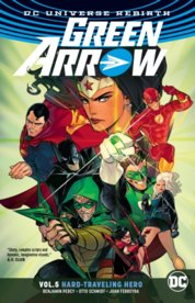 Green Arrow  5 Hard Traveling Hero