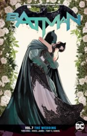 Batman  7 The Wedding