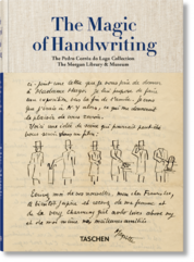 Morgan Library, Handwriting