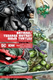 BatmanTeenage Mutant Ninja Turtles Deluxe Edition