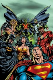 Justice League New World Order