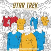 Star Trek The Original Series Adult Coloring Book   Where No Man Has Gone Before