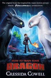 How to train your dragon book 1