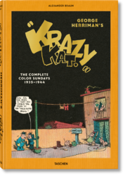 The Complete Krazy Kat in Color 1935-1944