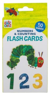 World of Eric Carle (Tm) Numbers & Counting Flash Cards