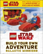 LEGO® Star Wars™ Build Your Own Adventure Galactic Missions
