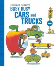 Richard Scarrys Busy Busy Cars And Trucks