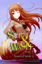 Spice And Wolf 9 Novel