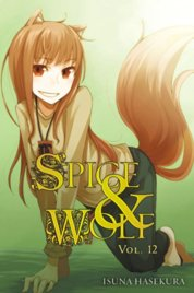 Spice And Wolf 12 Novel