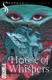 House of Whispers 1The Power Divided The Sandman Universe