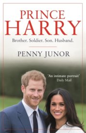 Prince Harry : Brother. Soldier. Son. Husband