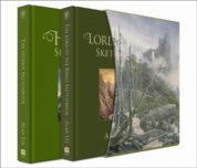 The Hobbit & The Lord Of The Rings Sketchbooks Deluxe Boxed Set Edition